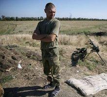 Prašo paremti Ukrainos karius daiktais, kuriuos nugabens KAM sraigtasparnis