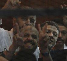 Egipto teismas įkalino 68 Musulmonų brolijos teroristus
