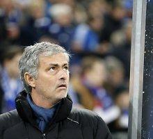 """Jose Mourinho: """"Messi į """"Chelsea""""? To tikrai nebus"""""""