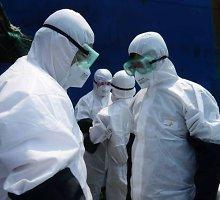 Ebolos baimė – vėl Airijoje: medikai tiria, ar miręs vyras nebuvo užsikrėtęs šiuo virusu