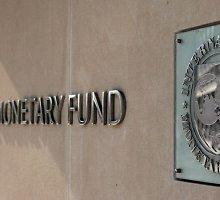 TVF: Ukrainai gali prireikti didesnės paskolos, jeigu konfliktas užsitęs iki 2015 metų