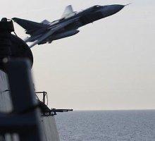 Karinės Rusijos provokacijos: chuliganiški žaidimai ar pasirengimas karui?
