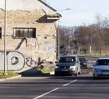 Vilniaus Senamiesčio aplinkkeliui trukdantis pastatas – vis dar privačiose rankose