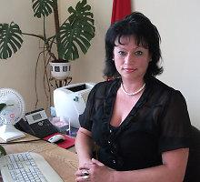 Ariogalos seniūnė baigia karjerą: policija darbe užtiko ją neblaivią