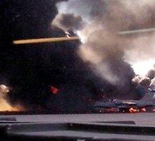 Ispanijoje sudužo Graikijos naikintuvas F-16: 10 žmonių žuvo, daugybė sužeistų