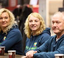 Lietuvos moterų rankinio rinktinė į pasaulio čempionato atranką važiuoja nusiteikusi laimėti