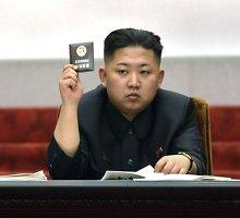 Šiaurės Korėjoje mirties bausme už kyšius ir serialų žiūrėjimą nubausta 50 valdininkų
