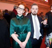 Aktoriai Kirilas Glušajevas ir Gintarė Latvėnaitė susilaukė atžalos