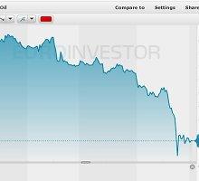"""""""Brent"""" naftos kaina smuko iki rekordinių žemumų – 72,53 dolerio už barelį"""