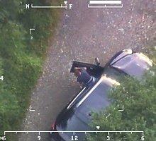 Vokietijoje BMW pavogęs lietuvis 240 km/val. greičiu spruko į Čekiją, bet baigėsi degalai
