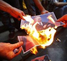 Maratas Gelmanas: Rusijos likimas – amžinas Putinas arba kraujas aikštėse