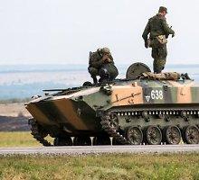 Rinkimų dieną Rusijos specialiosios tarnybos planavo teroro aktų virtinę Kijeve