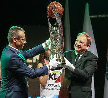 Atidarytas 22-asis Lietuvos krepšinio lygos sezonas