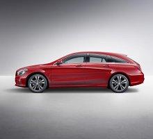 """Mercedes-Benz"" CLA klasė pasipildė sportišku universalu"