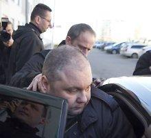 Įtariamasis Sausio 13-osios byloje Jurijus Melis lieka suimtas