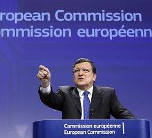 Vladimirui Putinui paskambino Europos Komisijos pirmininkas Jose Manuelis Barroso