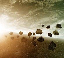 Žemę milžiniški asteroidai bombardavo daug ilgiau, nei manyta