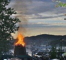 Norvegija – valstybė, išvengusi naftos prakeiksmo