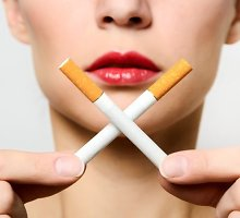 7 priežastys, kodėl geriau nepradėti rūkyti
