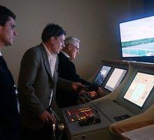Virtualiai išbandyta Klaipėdoje prišvartuoti SGD terminalo laivą – laukiama tikrojo dujovežio