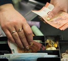 Vieną parą netikrais eurais kvepėjo tik dviejuose didmiesčiuose – Vilniuje ir Kaune