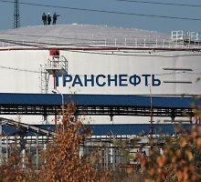 Baltijos šalių uostai gali netekti Rusijos eksportuojamų naftos produktų