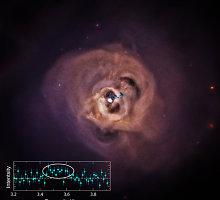 Pirmą kartą užfiksuotas paslaptingos tamsiosios materijos signalas