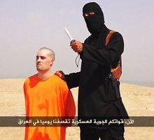 Džihadistai paskelbė nupjovę galvą JAV žurnalistui