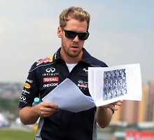 S.Vettelis Rusijoje išbandė Sočio lenktynių trasą