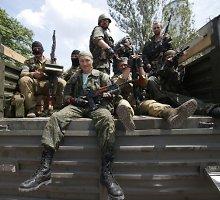 Rytų Ukrainoje sužeisti teroristai vežami gydytis į Rusiją, o pasveikę grįžta žudyti