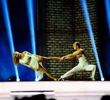 """Pirmasis """"Eurovizijos"""" pusfinalis: Latvijai ir Estijai konkursas baigėsi"""