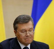 """Ukrainos parlamentaras: """"Viktorui Janukovyčiui gali baigtis kaip Aleksandrui Litvinenkai"""""""