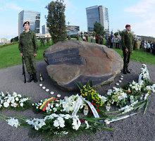 Minimos 23–iosios kario savanorio ir Parlamento gynėjo A.Sakalausko žūties metinės