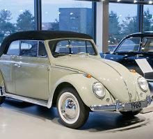 """Istoriniai liaudies automobiliai: 2. Turtinga pigaus """"Volkswagen"""" vabalo istorija"""