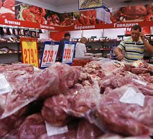 Rusija ketina stabdyti maisto importą iš Europos per Baltarusiją