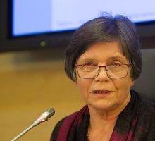Profesorė Vlada Stankūnienė apie nykstančią Lietuvą: apie tai turime kalbėti nuolat