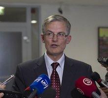 Julius Sabatauskas: bus ne tik vasarinės padangos, bet ir numeriai