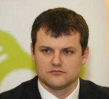Vilniaus socialdemokratai kandidatu į merus patvirtino Gintautą Palucką