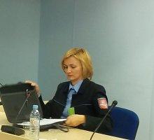 Seimo komisija kaltina Statybos inspekcijos vadovę melu