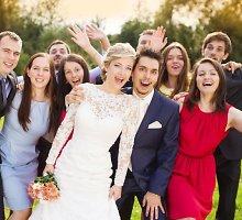 Vestuvių etiketas: kiek pinigų dovanoti ir kiti aktualūs klausimai