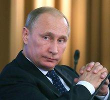 Ko vertos kalbos apie Vladimiro Putino vėžį?