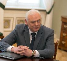 Dailis Barakauskas tyrime dėl VRM pirkimų apklaustas kaip specialusis liudytojas