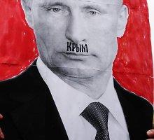 V.Putinas Lietuvai ruošia A.Hitlerio Lenkijoje išbandytą koridoriaus scenarijų?