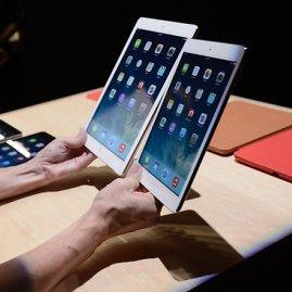 """""""Scanpix"""" nuotr./""""iPad Air"""" ir """"iPad Mini 2"""""""