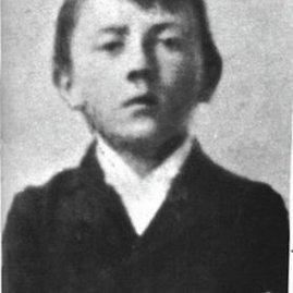 Wikimedia.org nuotr./Adolfas Hitleris vaikystėje