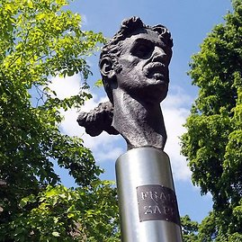 Irmanto Gelūno/15min.lt nuotr./Franko Zappos paminklas