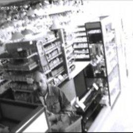 Kadras iš filmuotos medžiagos/Ieškomas įtariamasis