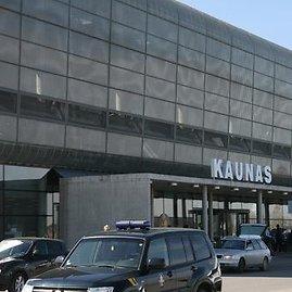 VSAT nuotr./Kauno oro uoste