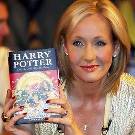 """Scanpix"" nuotr./JK Rowling"