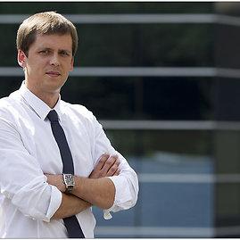 """""""Eikos"""" nuotr./""""Eika"""" plėtros projektų vadovas Tomas Žiaugra"""